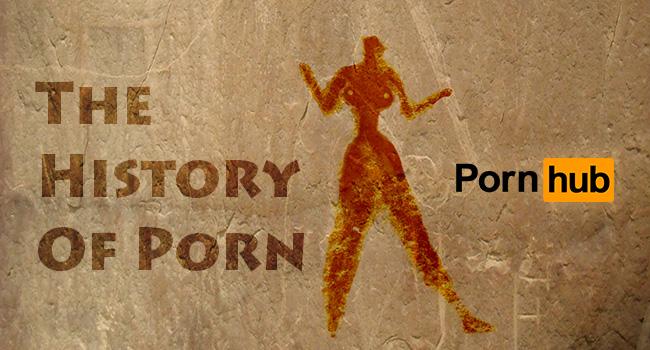 La historia del arte del porno