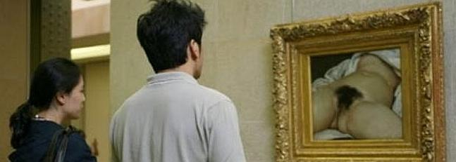 El arte considerado porno en las redes sociales