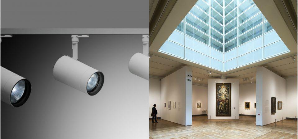 La mejor iluminación puede hacer que cualquier colección en museos destaque más