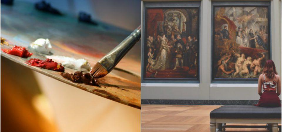 El arte, un pequeño viaje en la historia
