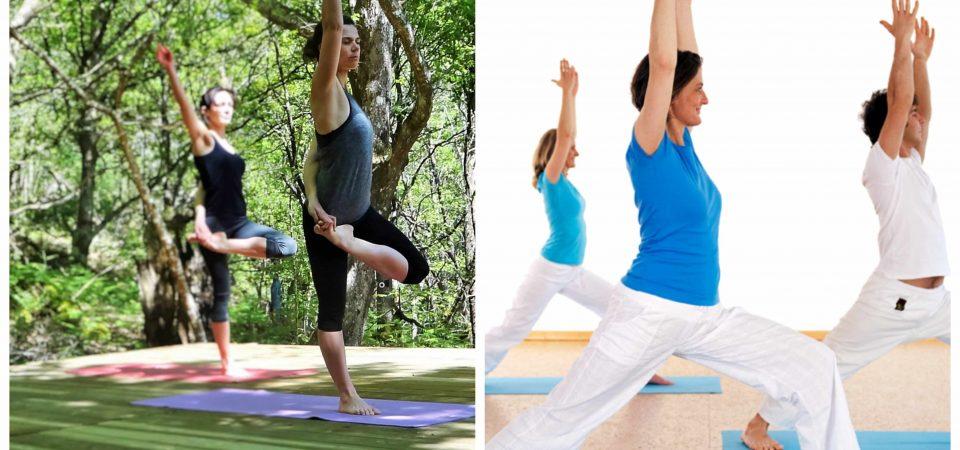El yoga se ha convertido y es considerado un arte