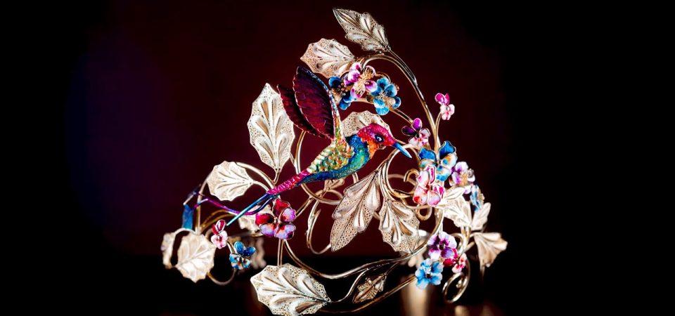 El arte milenario de la joyería